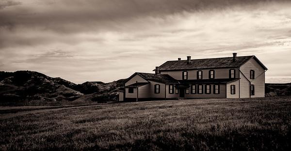 DA099,DB,Chateau de Mores North Dakota