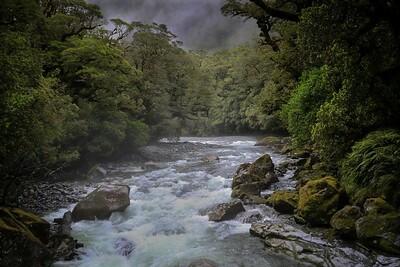 DA061,DT, Arrow River, New Zealand
