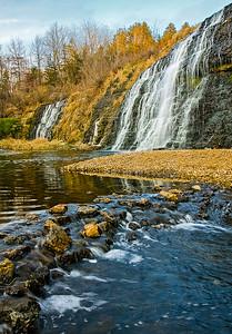 DA022,DN,Autumn at Thunder Bay falls - Copy