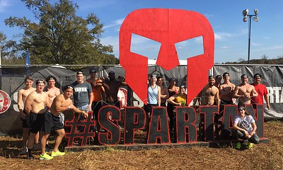Spartan Race (Spartanburg, SC)