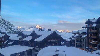 2018 Ski Les Arcs