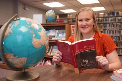 2018 Summer Scholar Bethany Leap