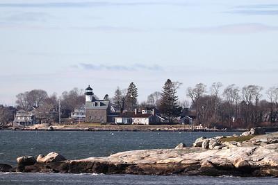 Morgan Point Light