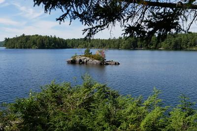 Kay's Island from Pinola Point