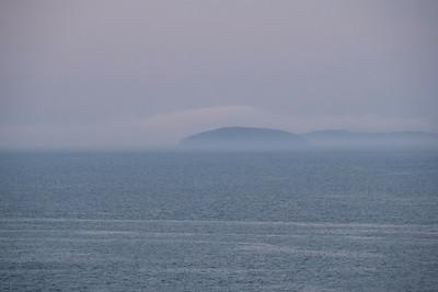 Island and Fog