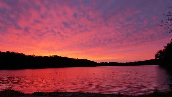 Lake Terramugus Sunrise