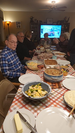 2018 Thanksgiving