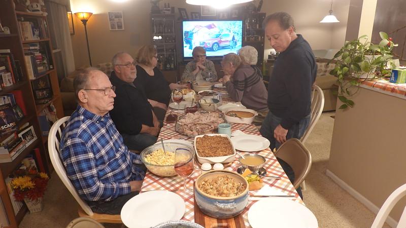 2018 Thanksgiving