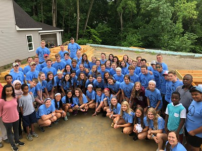 2018 Traveling Summer Youth Groups