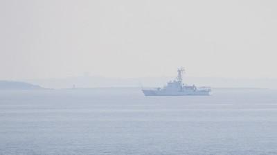 USCG Island-class Patrol Boat (Cutter)