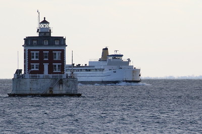 Cape Henlopen, Cross Sound Ferry