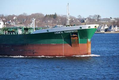 Barge Chemical Transporter