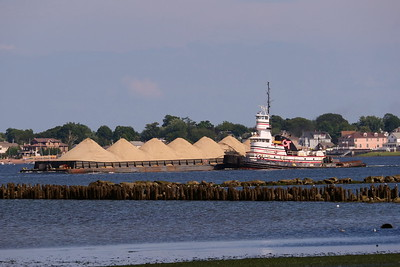 Lyman Tugboat & Barge