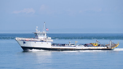 Caribbean Ferry