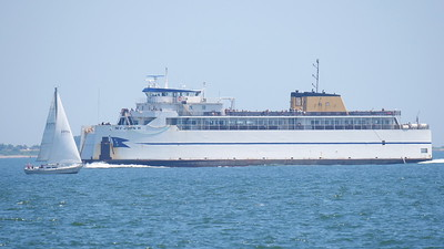 Cross Sound Ferry MV John H