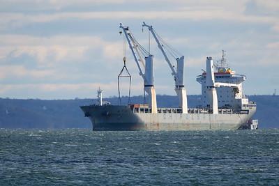 Chipolbarok Pacific 190mx28m Cargo Ship