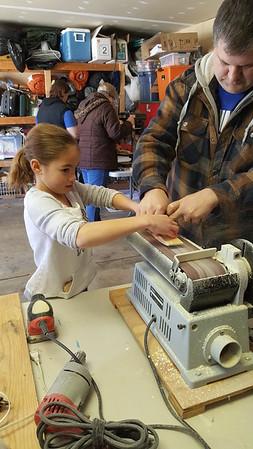20180303 - Pinewood Derby Workshop