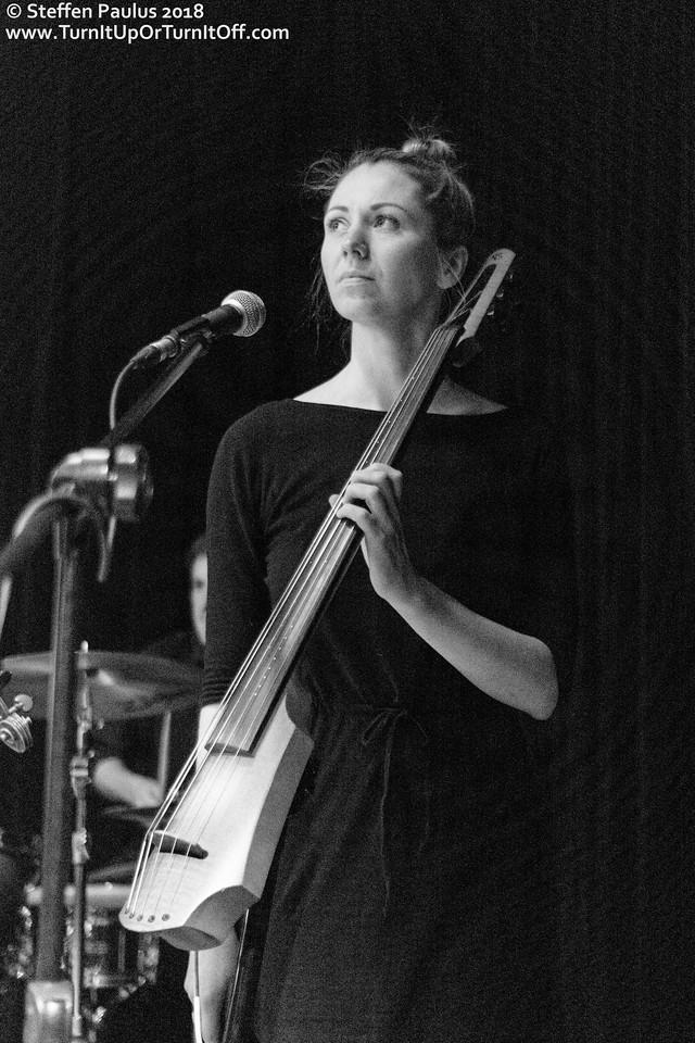 Skye Wallace @ IWD Concert, Arraymusic, Toronto, ON, 8-March 2018