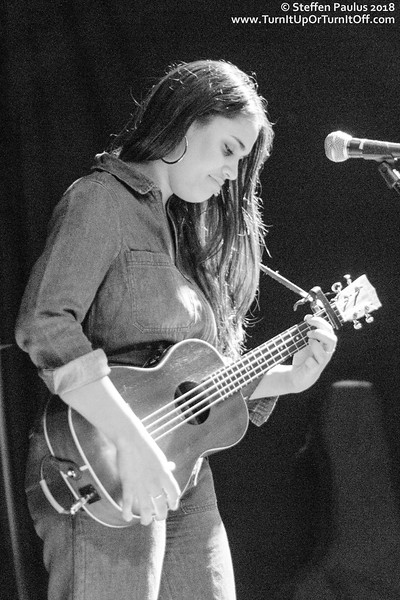 Lydia Persaud @ IWD Concert, Arraymusic, Toronto, ON, 8-March 2018