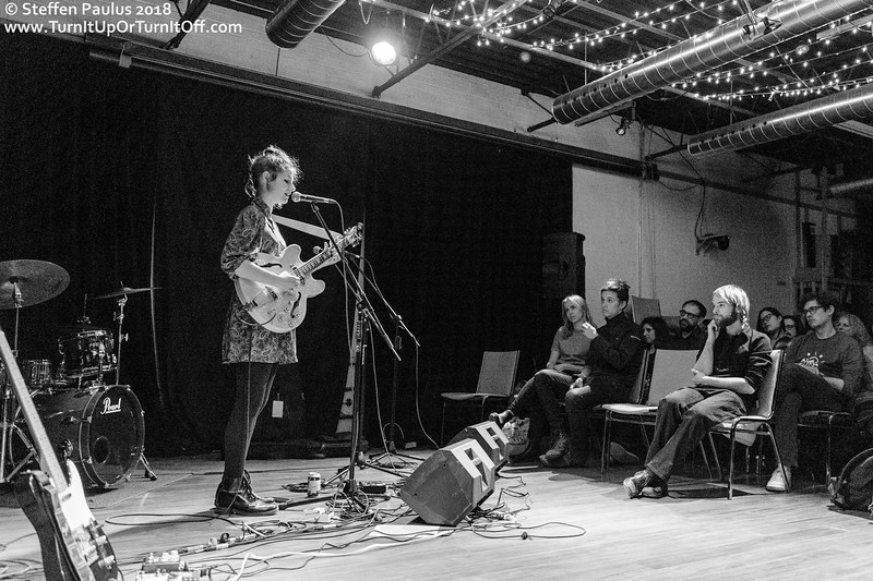 Merival @ IWD Concert, Arraymusic, Toronto, ON, 8-March 2018