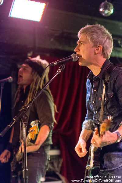 Nada Surf @ Horseshoe Tavern, Toronto, ON, 11-March 2018