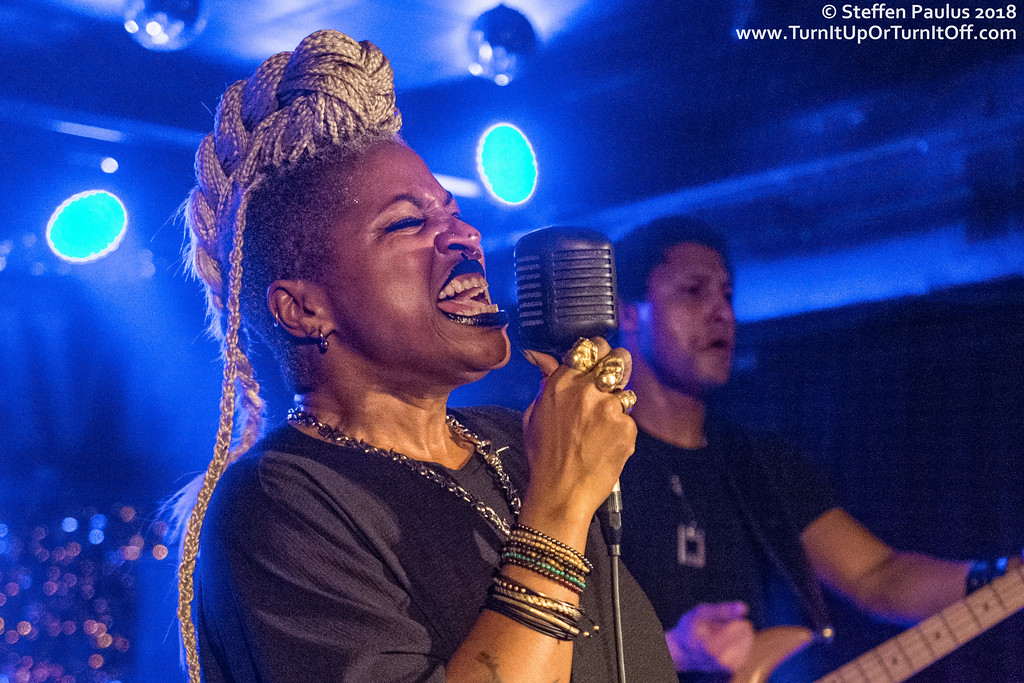 SATE @ Horseshoe Tavern, Toronto, ON, 29-March 2018