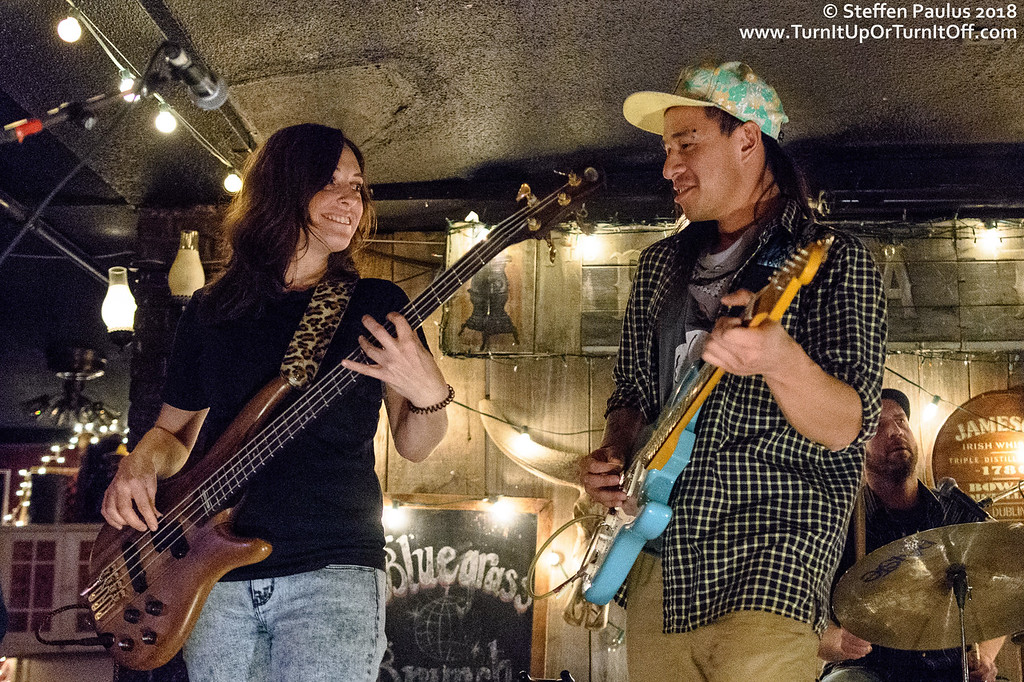 Sarah Burton Band @ Dakota Tavern, Toronto, ON, 3-May 2018
