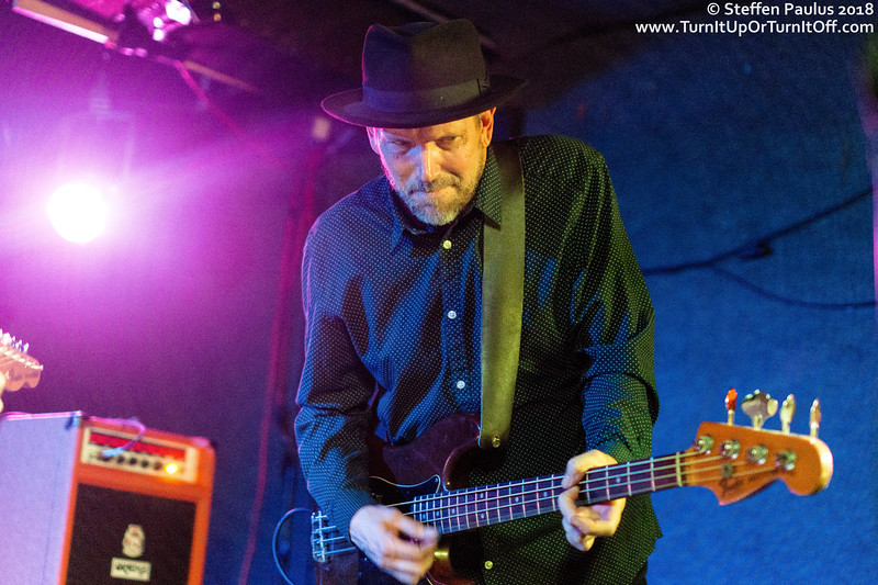 The Dream Syndicate @ The Garrison, Toronto, ON, 4-May 2018