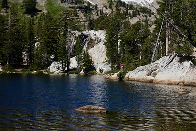 5 Showers Lake