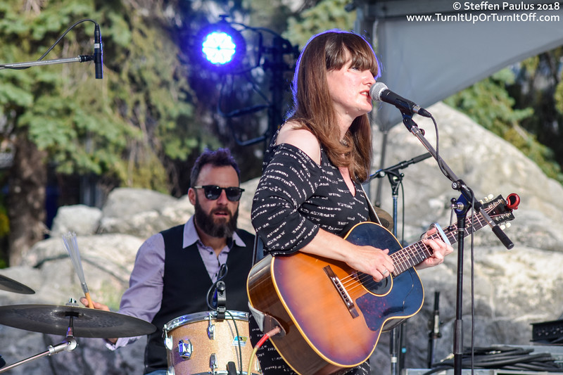Oh Susanna @ Roy Thomson Hall Patio, Toronto, ON, 13-July 2018