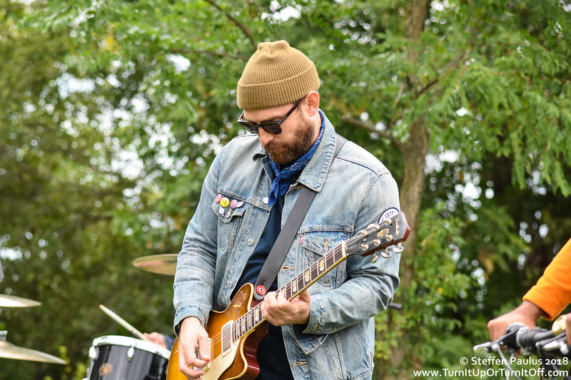 Evan Redsky @ 9th Annual Toronto Bicycle Music Festival, Humber Bay Park West, Toronto, ON, 9-September 2018