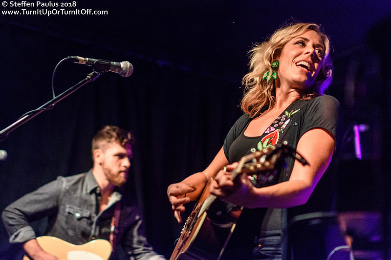 Amanda Rheaume @ Burdock Music Hall, Toronto, ON, 21-September 2018