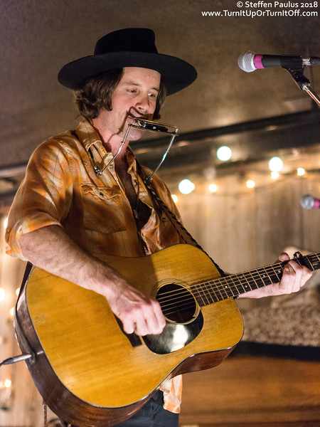 Dustin Bentall @ Dakota Tavern, Toronto, ON, 15-October 2018