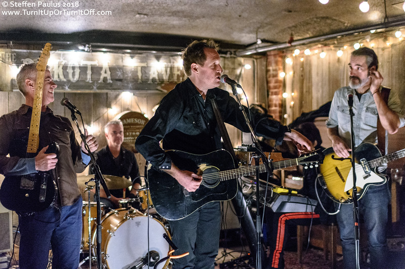 NQ Arbuckle @ Dakota Tavern, Toronto, ON, 6-December 2018