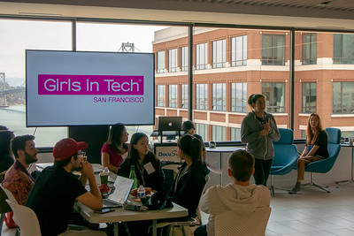 Hacking for Humanity with Girls in Tech
