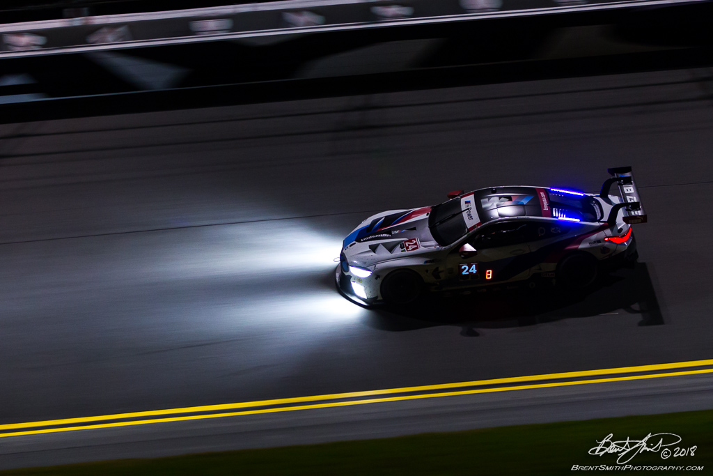 Rolex 24 at Daytona - IMSA WeatherTech SportsCar Championship - Daytona International Speedway - 24 BMW Team RLL, BMW M8 GTLM, John Edwards, Jesse Krohn, Nicky Catsburg, Augusto Farfus