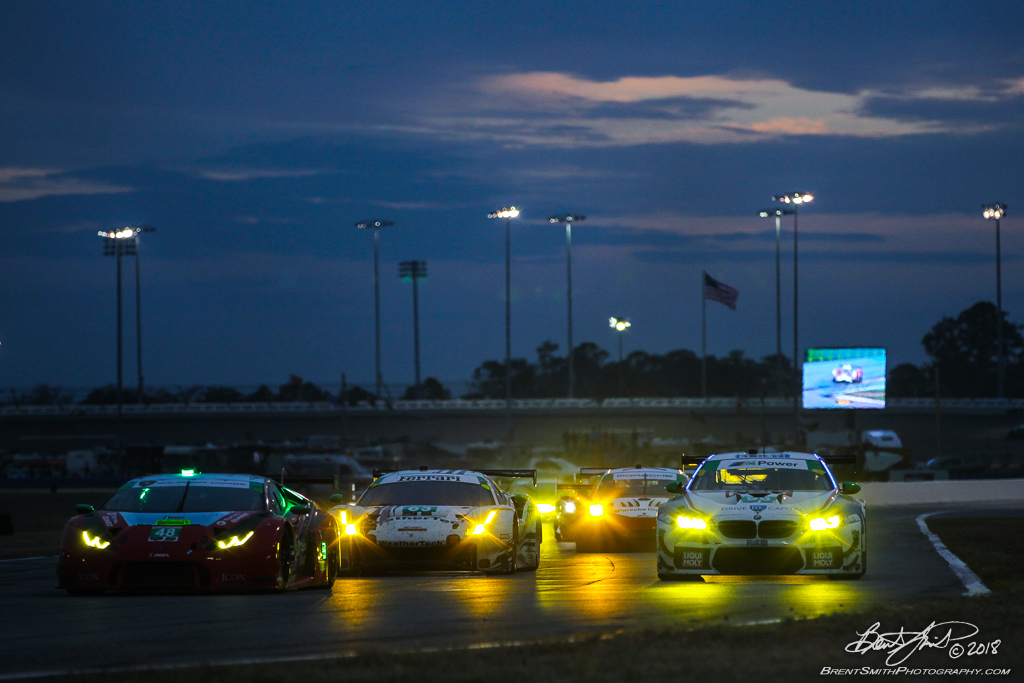 Rolex 24 at Daytona - IMSA WeatherTech SportsCar Championship - Daytona International Speedway - 96 Turner Motorsport, BMW M6 GT3, Jens Klingmann, Martin Tomczyk, Mark Kvamme, Don Yount