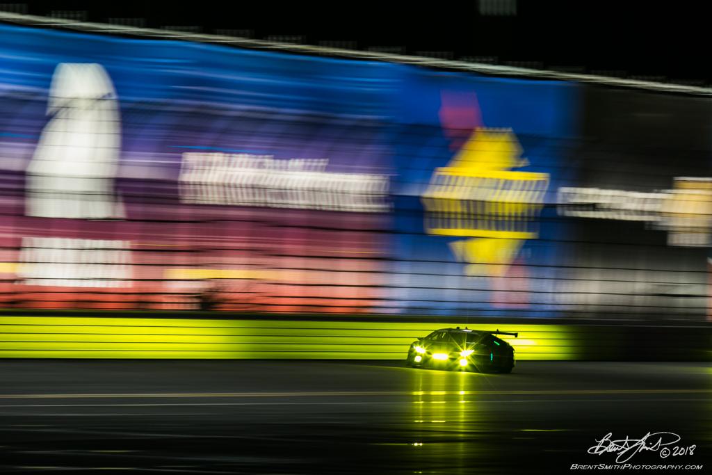Rolex 24 at Daytona - IMSA WeatherTech SportsCar Championship - Daytona International Speedway - 11 GRT Grasser Racing Team, Lamborghini Huracan GT3, Rolf Ineichen, Mirko Bortolotti, Franck Perera, Rik Breukers