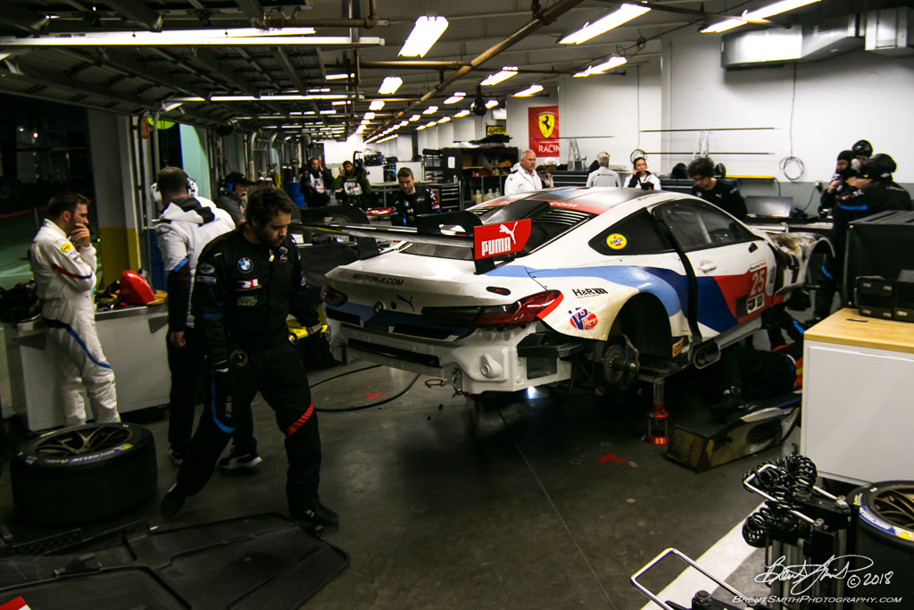 Rolex 24 at Daytona - IMSA WeatherTech SportsCar Championship - Daytona International Speedway - 25 BMW Team RLL, BMW M8 GTLM, Alexander Sims, Connor De Phillippi, Bill Auberlen, Philipp Eng
