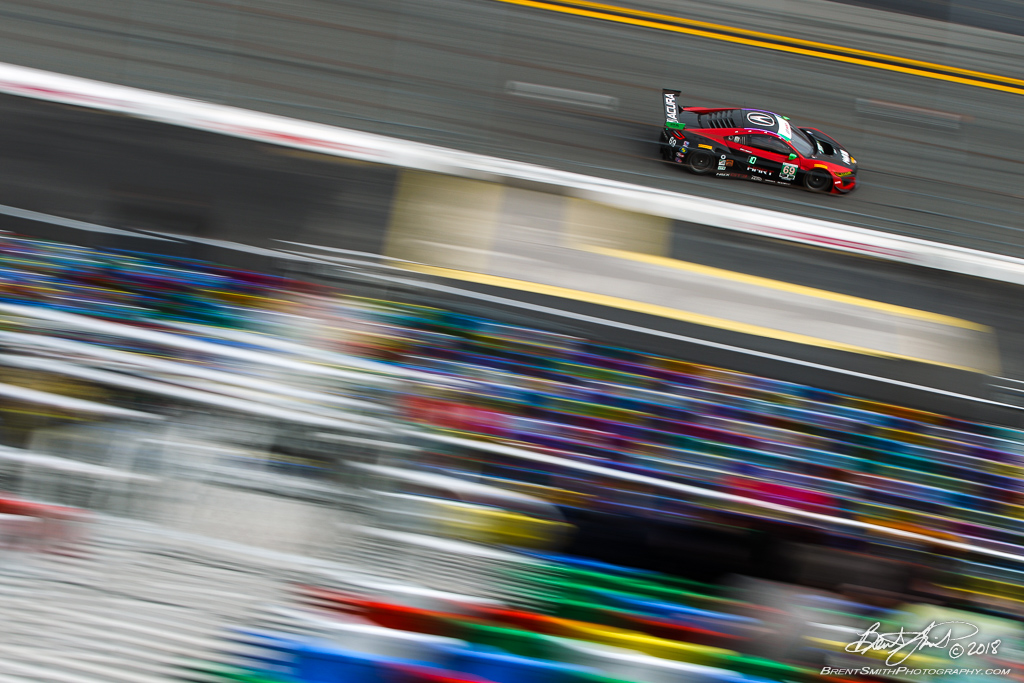 Rolex 24 at Daytona - IMSA WeatherTech SportsCar Championship - Daytona International Speedway - 69 HART, Acura NSX GT3, Chad Gilsinger, Ryan Eversley, Sean Rayhall, John Falb