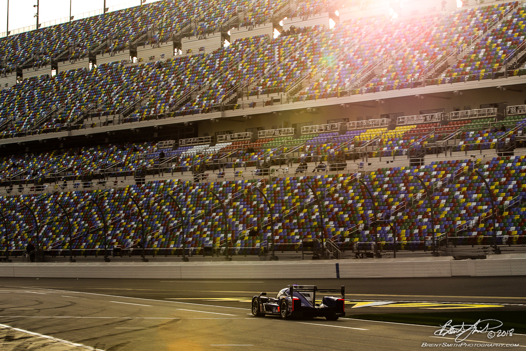 Rolex 24 at Daytona - IMSA WeatherTech SportsCar Championship - Daytona International Speedway - 90 Spirit of Daytona Racing, Cadillac DPi, Matthew McMurry, Tristan Vautier, Eddie Cheever Jr.