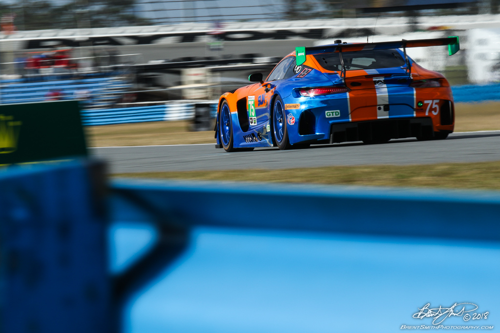 Rolex 24 at Daytona - IMSA WeatherTech SportsCar Championship - Daytona International Speedway - 75 SunEnergy1 Racing, Mercedes-AMG GT3, Kenny Habul, Thomas Jaeger, Maro Engel, Mikael Grenier