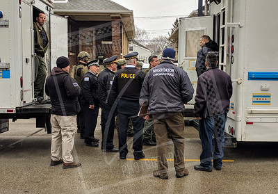 A hostage situation SWAT Responds to hostage situation