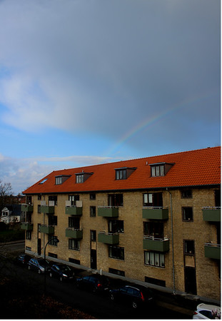 260418 After the rain and  rainbows