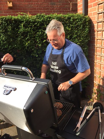 28th July 2018 - Bern and Charlie's Summer BBQ