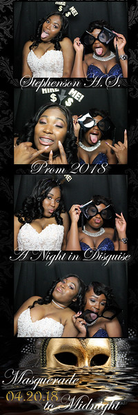 4.20.18 Stephenson HS Prom (PB: Left Side)