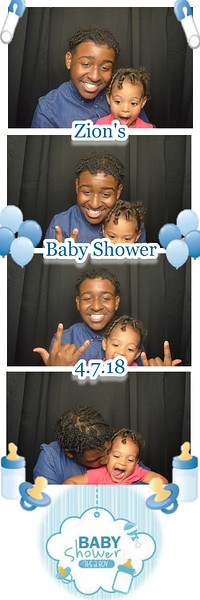 4.7.18 Zion's Baby Shower
