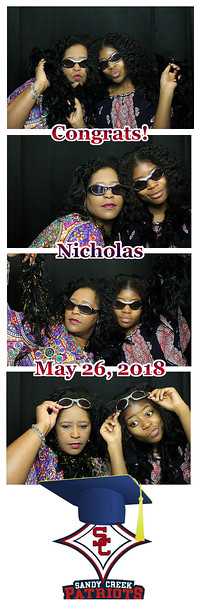 5.26.18 Nicholas Brown Grad Party