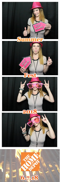 6.7.18 The Home Depot Summer Fest