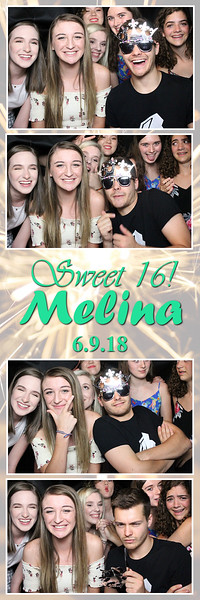 6.9.18 Melina's Sweet 16 Birthday Party